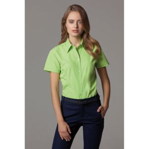 Women's workforce blouse short sleeved Thumbnail
