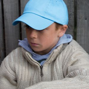Childrens Low Profile Cotton Cap Thumbnail