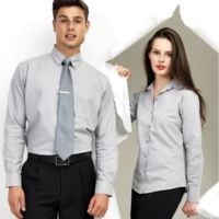 Women's signature Oxford long sleeve shirt Thumbnail