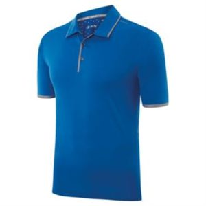 ClimaChill bonded solid polo Thumbnail